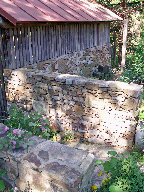 Rustic Stone Walls