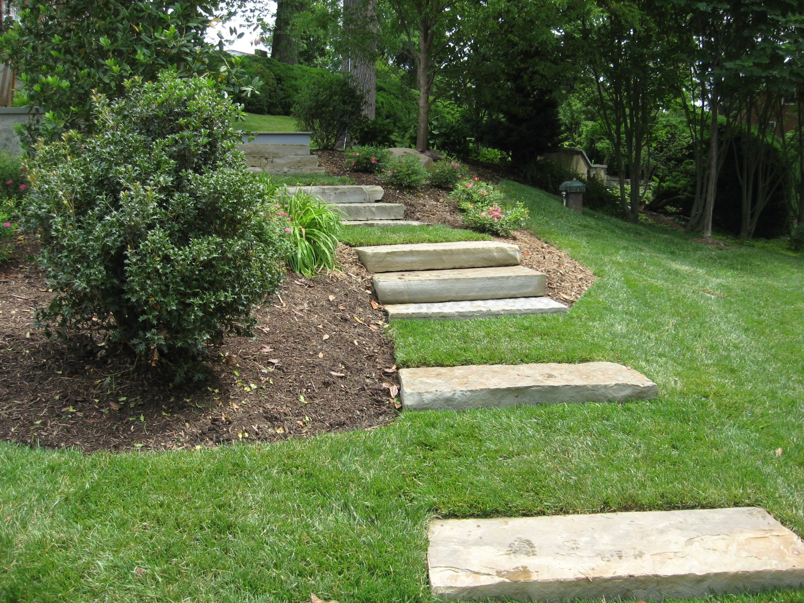 Stone patios, walls & walkways - Ellicott City MD