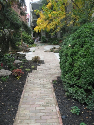 Stone Patios & Walkways - Bethesda MD