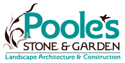 Poole's Stone and Garden - Landscape Architecture & Construction