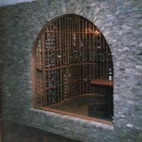 367 Stone Walled Wine Cellar