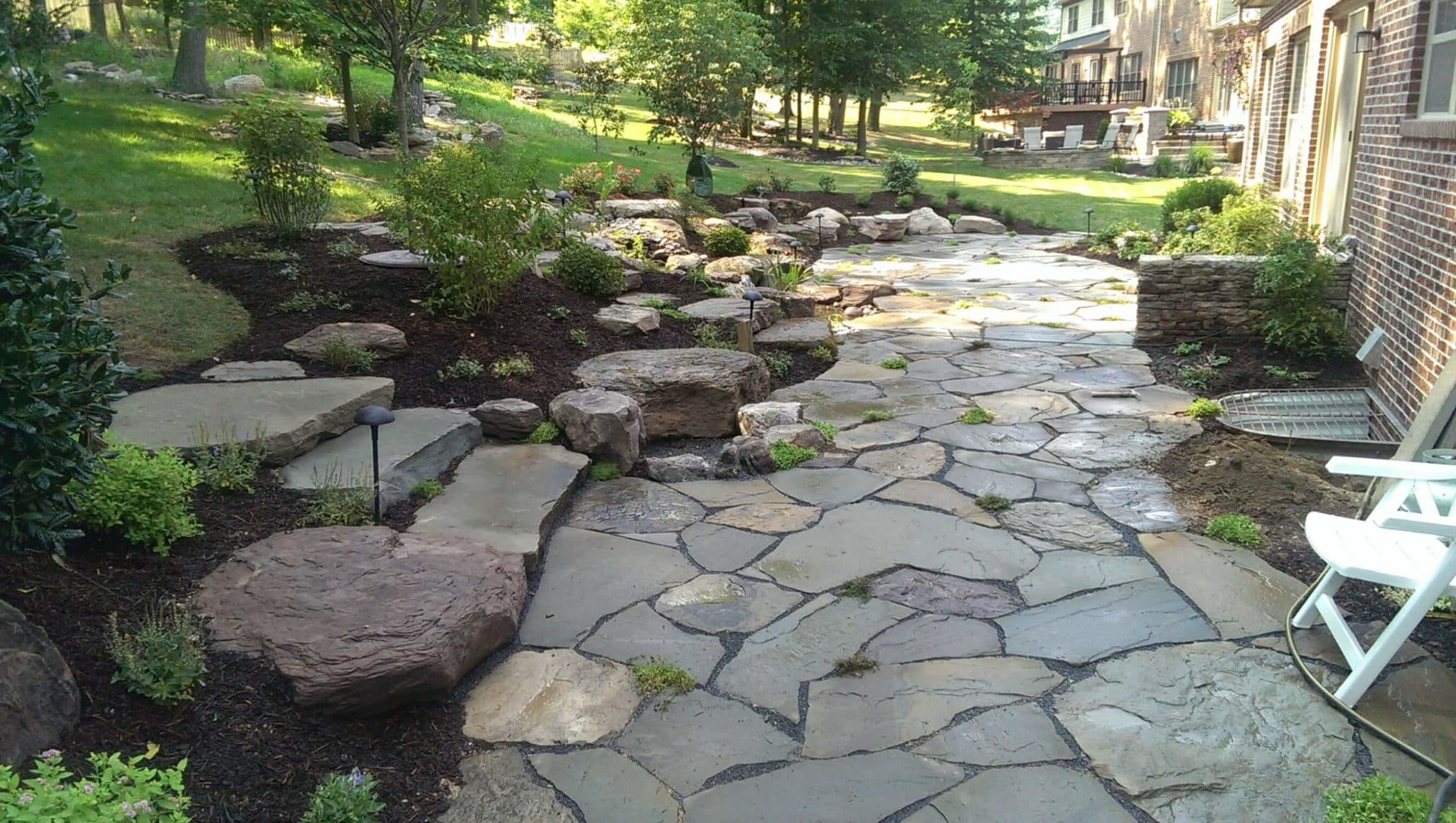 Outdoor Kitchens Stone Patios In Md Va Wv Poole S Stone Garden
