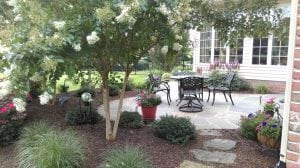 Outdoor Stone Patios and Garden Design in Ellicott City, Frederick, Bethesda Maryland & Beyond