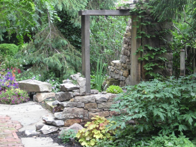 Landscape u0026 Patio Design in Frederick MD - Pooleu0026#39;s Stone u0026 Garden