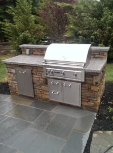 Building Outdoor Patios and Grills in Frederick, MD and Beyond