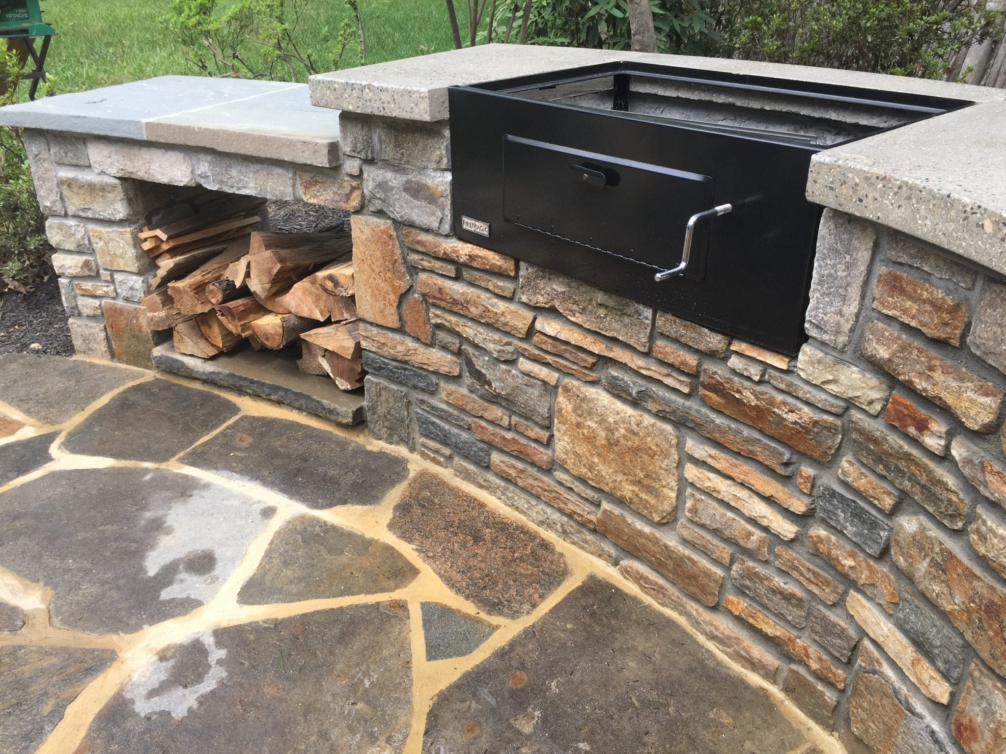 Outdoor Kitchens & Stone Patios in MD VA WV Poole s Stone & Garden