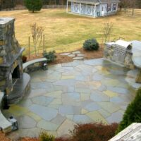 Stone Patio Design in Frederick, MD and Surrounding Areas