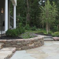 Landscape Design in Potomac, MD and Bethesda, MD by Poole's Stone and Garden