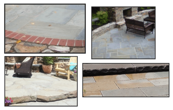 Ourdoor Stone Patio Landscape Designs in Ellicott City, Bethesda, and potomac MD